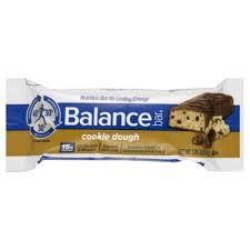 Balance Bar With Cookie Dough 176oz