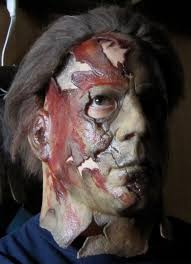 Halloween Resurrection Maske by Evilsmellyclown Almost All My Myers Masks