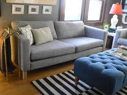 Karlstad Sofa Legs Etsy by Ikea Karlstad Little House Design