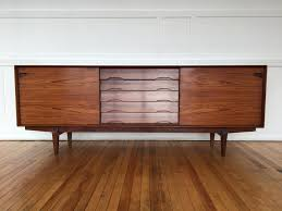 Mid Century Danish Rosewood Credenza from Skovby for sale at Pamono