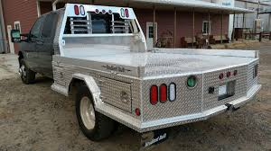 Bradford Built Truck Beds | Go With Classic Trailer, Inc.