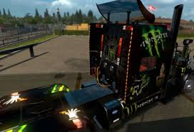 Monster Energy Peterbilt 389 Skind Skin • ATS Mods | American Truck ... Monster Energy Truck Stock Photos And Ogio Bagster Monster Energy Trailer Standalone V10 Ets2 Mods Euro Truck Jam Wallpaper Desktop 51 Images Drivers Todd Leduc And Coty Transport Sk Toy Truck Forums Blade Aces X Jsr Mercedes Benz Racing By Vodesigns On Team Associated Energytoyota Short Course Body Rockstar Drink Spain Vs 2017 Body Style Reveal Youtube Stock Car Kyle Busch