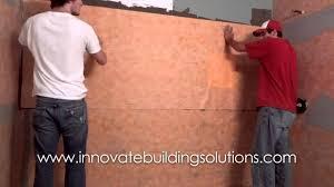 how to waterproof a tile shower or tub using a kerdi backboard