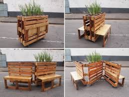 18 Wonderful Pallet Recycling Projects