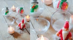 bricolage de noël pour enfant un bonhomme de neige en playmaïs