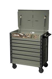 Premium Full Drawer Service Cart- Camo | Sunex Tools