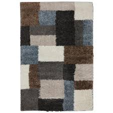 Mohawk Home Franklin Gray Woven 5 ft x 7 ft Area Rug