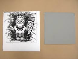 Make Linocuts With Linoleum Blocks
