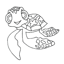 Coloring Pages Animals Draw Sea Turtles Printable Turtle Animal Sheet Ocean Kindergarten Pdf Full Size