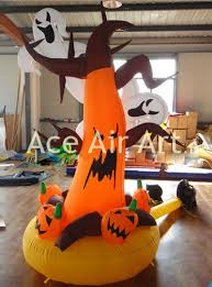 Halloween Inflatable Archway Entrance by Online Buy Wholesale Inflatable Halloween Tree From China