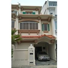 100 Terrace House In Singapore 3Storey For Lease Property Rentals Landed