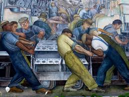 Famous Mexican Mural Artists by An Ode To San Francisco Street Art Diego Rivera San Francisco