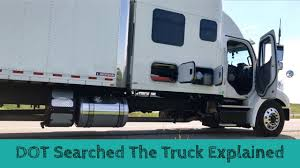 DOT Searched The Truck Explained - ExpeditersOnline.com 155820926_33b867b9c9_bjpg Tennessee Dot Mack Gu713 Snow Plow Trucks Modern Truck Inventory Oilfield World Truck Trailer Transport Express Freight Logistic Diesel Faulkner Trucking Transportation 4 Prescription Drugs Are Added To Truck Driver Drug Tests Dot Sales News Nationwide Equipment Nyc And Commercial Vehicles T Disney Reliable Safe Proven