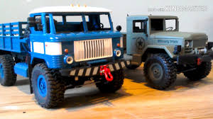 100 Ebay Rc Truck Henglong 3853A WPL B1 RC Military 116 Scale 10 EBay Bargain Buy Review Unboxing Video