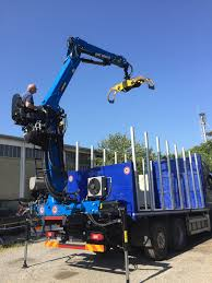 100 Truck Mounted Cranes Mounted Crane For Forestry Our Z Series