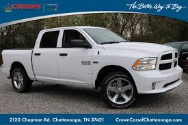 New 2018 Ram 1500 EXPRESS CREW CAB 4X4 5'7 BOX For Sale | Chattanooga TN Cars For Sale In Chattanooga Tn Used Elegant 20 Photo Craigslist Tn And Trucks New Honda Ridgeline Autocom Top Have Bg Seo On Cars Design Ideas With Se Fleet Trucking Chattanooga Youtube 37421 University Motors Of Kelly Subaru Vehicles Sale 37402 Mtn View Ford Lincoln Dealership 37408 For In On Buyllsearch Single Axle Dump Truck Best Resource Nissan 1920 Car Release Dealership Marshal Mize
