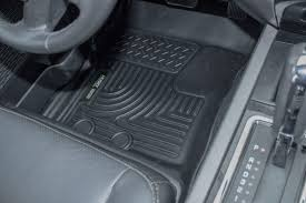 Lund Rubber Floor Mats by 2012 2016 Ford Expedition Husky Liners Weatherbeater Front Floor
