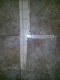 help vinyl tiles over linoleum mess flooring diy chatroom