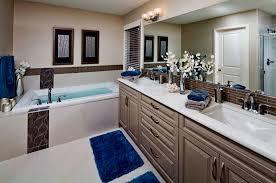 bathroom wonderful royal blue bathroom accessories with flower
