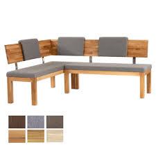 standard furniture factory eckbank catania kurzer schenkel links sitzbank mit polstersitz für esszimmer und küche