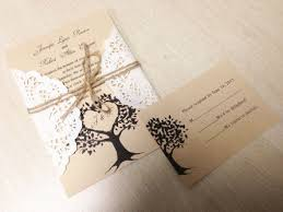 Diy Rustic Wedding Invitations And Get Ideas To Create The Invitation Design Of Your Dreams 12