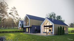 100 Modern Houses Exterior Visualization Of Three 3D CORNER