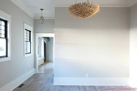 White Wash Hardwood Flooring Living Room Light Gray Walls Grey Gold Chandelier Black Window Sashes Whitewashed