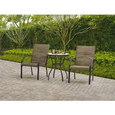 Inexpensive Patio Conversation Sets by Mainstays Patio Furniture