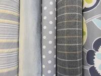 Fabrics For Curtains Uk by Grey Curtain Fabric Textile Express Buy Fabric Online Uk