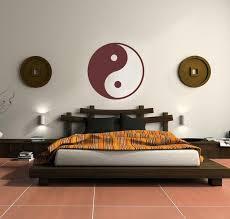 wandtattoo yin yang