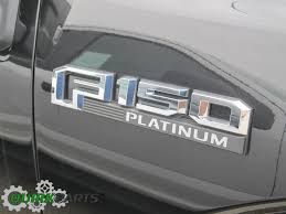 2015-2016 Ford F150 Platinum Fender Emblem Chrome Right Passenger ... Ford Emblems F150 Sport Roush Logo Chrome Black Red Fender Trunk Emblem Amazoncom Qualitykeylessplus Truck Oval Front Grill 52018 Blackout Lettering Overlay Badge Set S3m Hand Crafted Dont Tread On Me Custom Grille For Super 2016 Used 2002 For Sale Recon Part 264282rdbk 0914 Illuminated Red Led Order From Salmoodybluedesignscom 2013 Tailgate Blem 52017 Lariat Oem 2015 Painted F150 Blems Forum Community Of