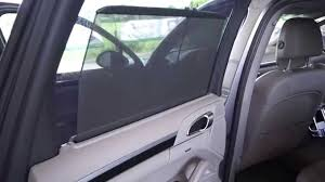 Junction Produce Car Curtains by Porsche Cayenne Electric Window Curtain Surprise And Delight