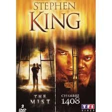 la chambre 1408 dvd coffret stephen king the mist chambre 1408 en dvd pas