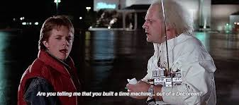 Back To The Future GIF Find & on GIPHY