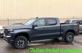 100 Truck Accessories Michigan 2019 Chevy Silverado With A Leveling Kit Fuel Wheels And Fuel