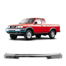 100 1998 Nissan Truck Amazoncom MBI AUTO Chrome Steel Front Bumper Face Bar For