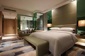 the sheraton hsinchu s nine layer sweet sleeper bed is to die for