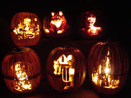 Pumpkin Masters Carving Templates by Advanced Faux Pumpkin Carving 6 Steps With Pictures