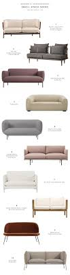 100 Best Contemporary Sofas 10 BEST Small Space Sofas My Paradissi