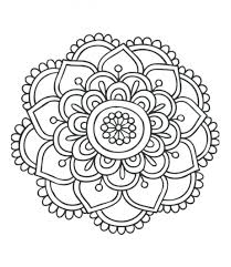 Full Size Of Coloring Pageseasy Mandalas To Color Mandala Children 20 10 Pages
