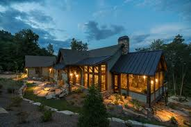 100 Home Design Architects Black Mountain Rustic Modern Farmhouse ACM Architecture