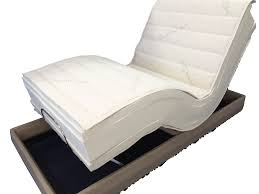 Natural Organic Latex Electric Adjustable Bed Mattresses