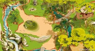 jeux de cuisine jeux de la jungle tapis de jeu jungle papo garages et petites voitures univers