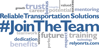 100 Rts Trucking Sales Careers Reliable Transportation Solutions In Cincinnati