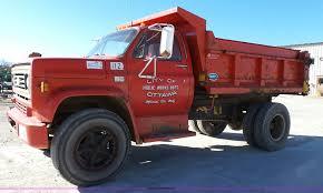 100 Chevy Dump Truck 1985 Chevrolet C70 Dump Truck Item L3647 SOLD March 1 G