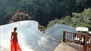 104 Hanging Gardens Bali Hotel Of Payangan Indonesia 5 Star Youtube