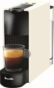 Nespresso Essenza Mini Espresso Machine White BEC220WHT1AUC1