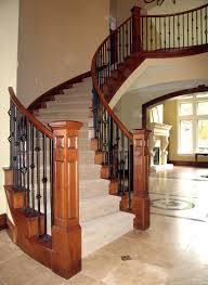 Wooden Banisters – Carkajans.com Stairway Wrought Iron Balusters Custom Wrought Iron Railings Home Depot Interior Exterior Stairways The Type And The Composition Of Stair Spindles House Exterior Glass Railings Raingclearlightgensafetytempered Custom Handrails Custmadecom Railing Baluster Store Oak Banister Rails Sale Neauiccom Best 25 Handrail Ideas On Pinterest Stair Painted Banister Remodel