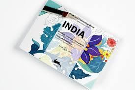 Postcard Colouring Books India