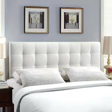White King Headboard Canada by White Twin Headboard Canada Tufted Full Upholstered And Frame
